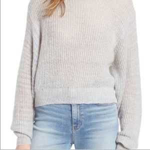 7 For All Mankind Drop Shoulder Knit Sweater